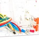Tekening maken voor aanleggen van elektra